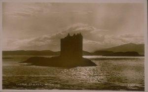 Stalker Castle 1885