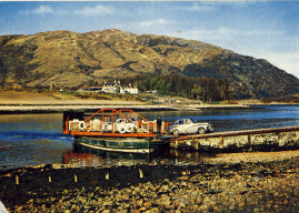 Film Footage of Ballachulish Ferry 1926