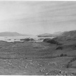 View looking towards Port Ramsay 1882