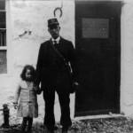 Drumneil Postman Duncan MacMaster with Janet MacDougall