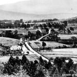 The old Achosrigan road 1900c. Robins Brye.