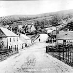 Tynribbie village