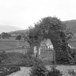 The Strath of Appin 1882, taken from the old Manse