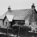 Portnacroish Laurel Cottage, todays Tigh na Croish. Once owned by John MacFadyen (joiner). Previously, it was the police house and a school prior to that.