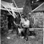 PortnacroishEllis Carmichael- Taychreggan, Eddie Kirshop- North Connel. Donald Drummond- Achosrigan. Peter Grant- North Connel. Source- Donald Carmichael