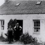 No.6 Achosrigan John MacDonald Crofter (1866-1938) parents - Donald MacDonald, joiner and Mary MacKenzie. Ellen MacColl (1851 -1935) parents - Paul MacColl, ploughman and Catherine Cameron.