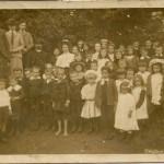 Achosrigan Rosebank Mission Church 1910c. Source Hamish MacLean