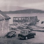 Port Appin  Pier and Pier House. Source - Ross Lawrie