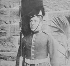 PTE Donald Currie 1883 - 1914