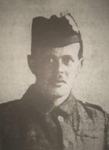 Nicol Cameron 1886 - 1917